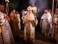 Пасхальное богослужение в Казанском соборе, Митрополит Владимир (нужную иллюстрацию пока найти не удалось)
