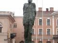 Памятник Академику Сахарову на территории Государственного университета