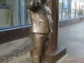 Открыт памятник бравому солдату Швейку