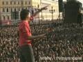 Концерт сэра Пола Маккартни на Дворцовой площади