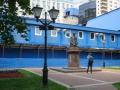 Памятник Анатолию Александровичу Собчаку на Васильевском острове