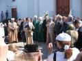 Торжественная церемония открытия второй мечети в Санкт-Петербурге, в Коломягах. Фото: tatarlar.spb.ru