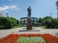 Памятник П.С. Нахимову на В. О.