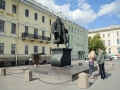 Открыт памятник Доменико Трезини