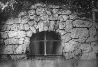 Грот «Эхо» (фото до 1901 года)