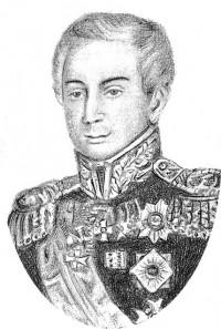 Контр-адмирал маркиз де Траверсе