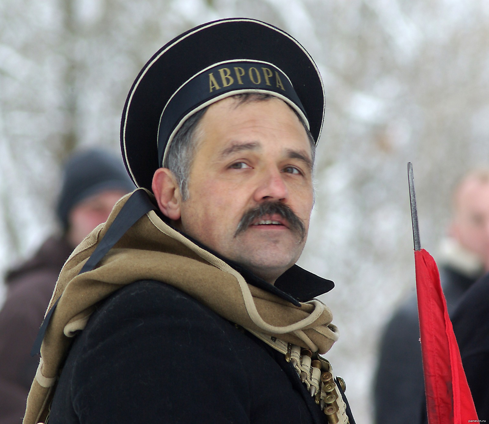 Красная армия гражданской войны люди